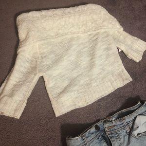 Crop top sweater 🆕